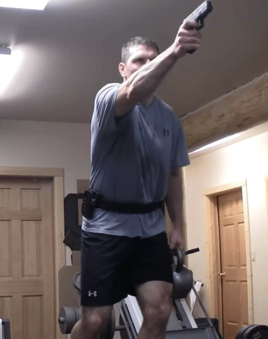 mike fitness training