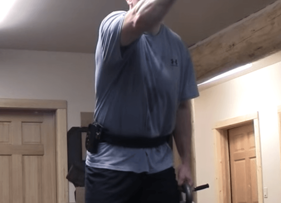 2010 NLT's First Video on Integrating Fitness with Shooting