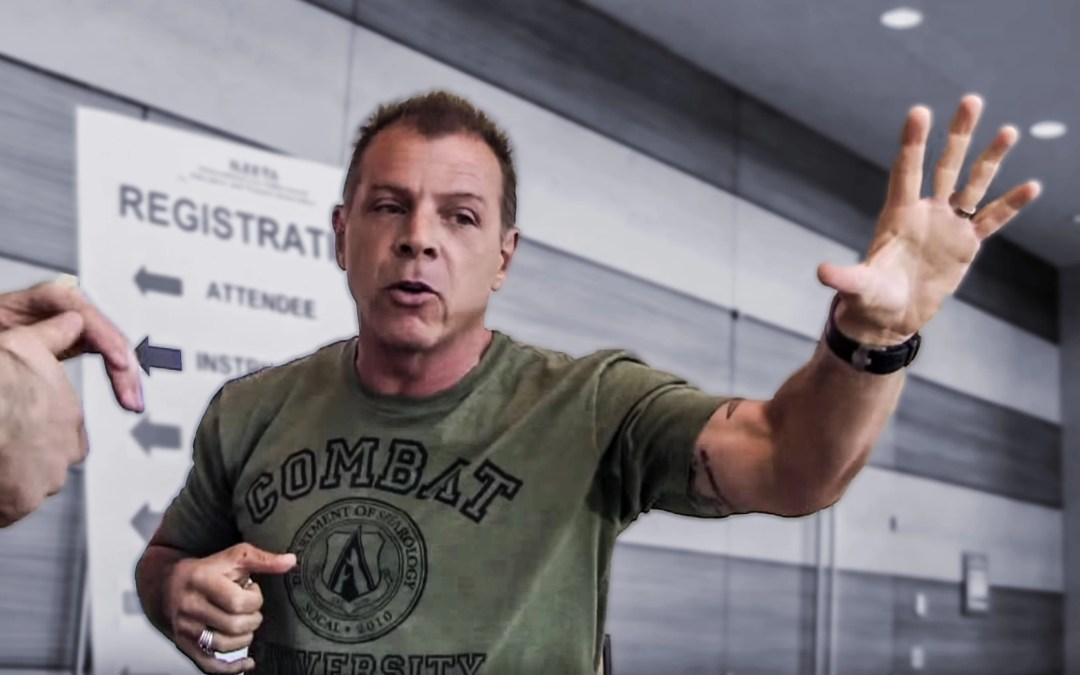 Tony Blauer on Primal, Protective, and Tactical Responses