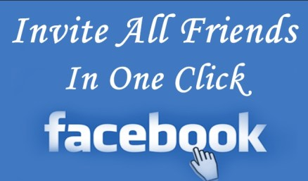 How to Invite All Friends On Facebook Page in One Click By Google Chrome Extension ? 2015 Facebook Tricks