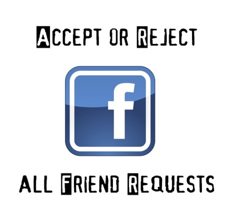 Accept or Reject all Friend Requests on Facebook at Once