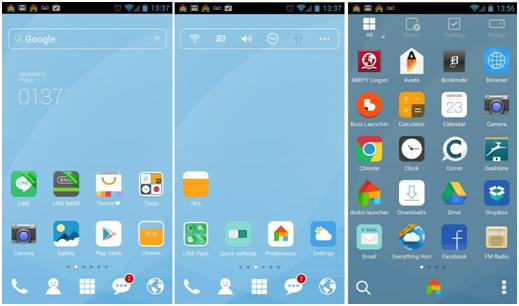 dodol launcher | For the Beginners