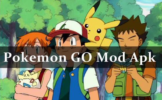 Download Pokemon GO Mod Apk 2016