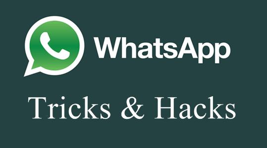 Best WhatsApp Tricks & Hacks 2016