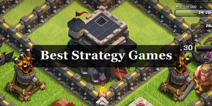 Best Strategy Games for iPhone