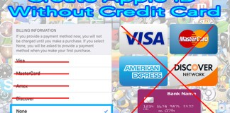 How to Create an Apple ID without a Credit Card