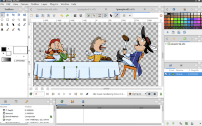 best animation software free