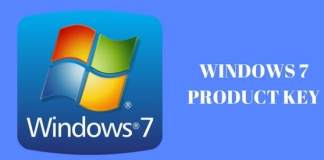 Windows 7 Professional Product Key for 32/64 Bit *NEW*