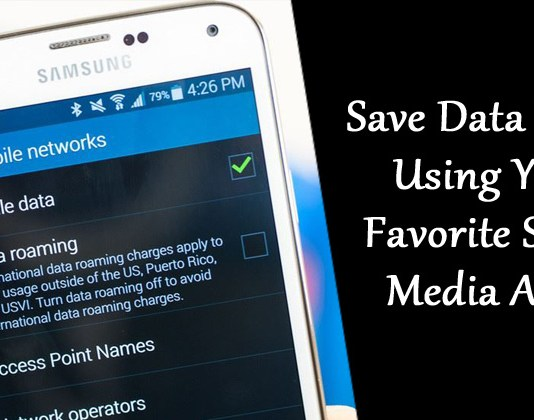 How to Save Data When Using Your Favorite Social Media Apps