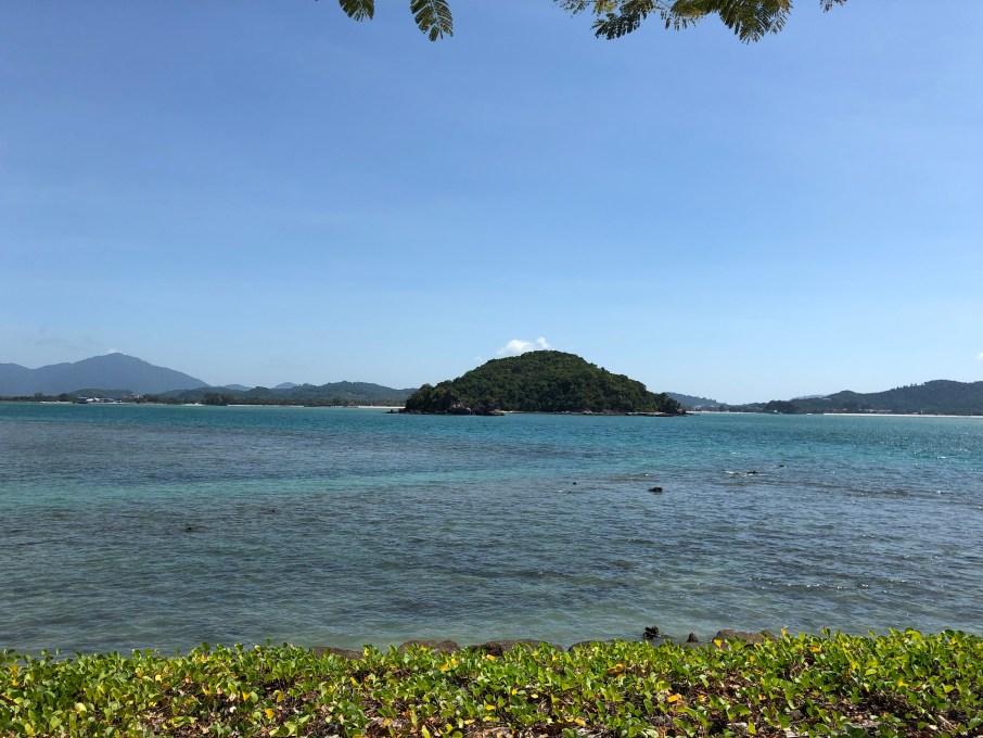 In the pulau rebak basar