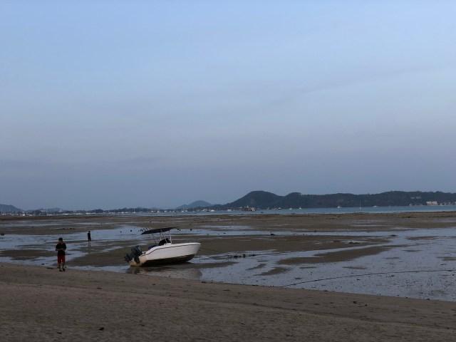 Vendredi ca va mieux - mécano bateau en thailande