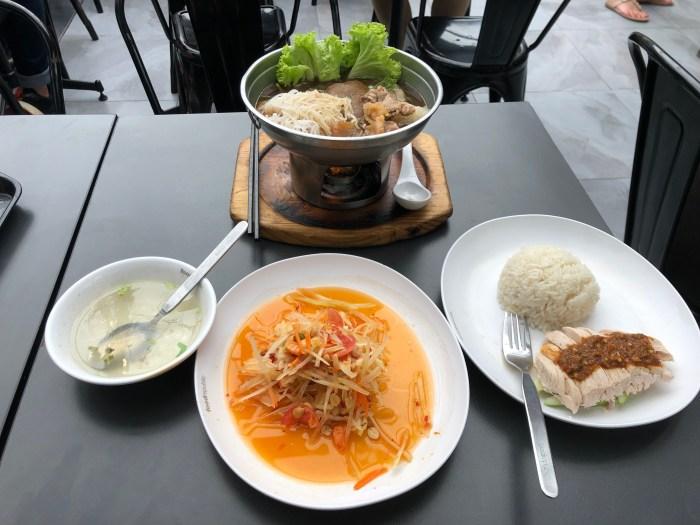 Bangkok nights and days