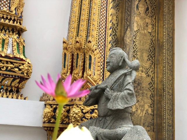 Wat pho photos - what about christina rossetti