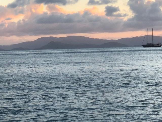 Retour de long island vers le sud