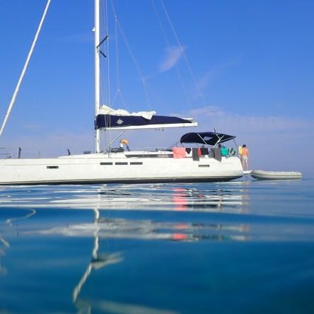 Gombessa 5 Mediterranean journey