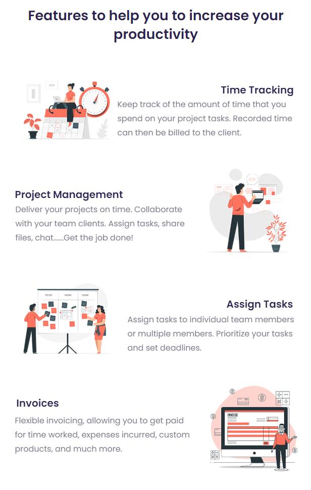 , Grow CRM – Laravel Project Management, Laravel & VueJs