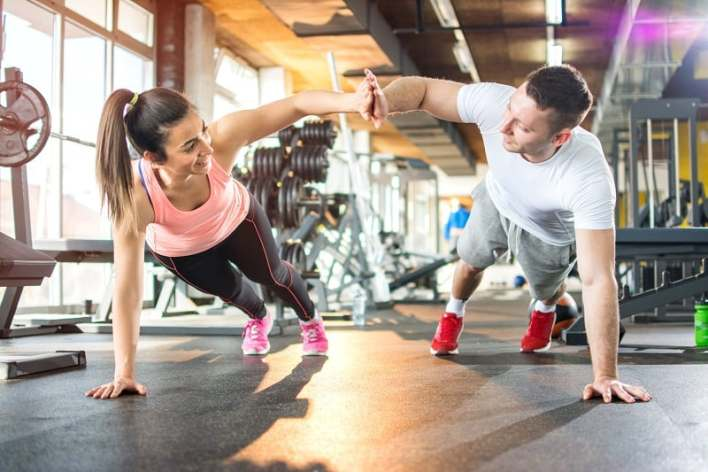 Going-to-the-Gym-Best-Hobbies-For-Couples