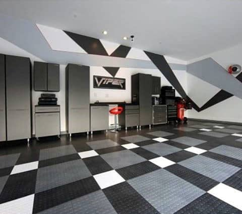 50 Garage Paint Ideas For Men - Masculine Wall Colors And ... on Garage Color Ideas  id=83053
