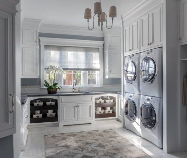top 50 best laundry room ideas modern and modish designs on best laundry room designs id=89428