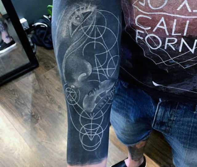 Forearm Sleeve Tattoos For Men