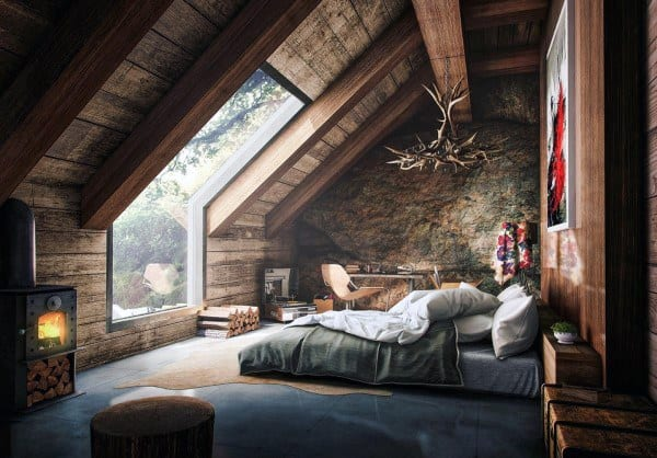 Top 70 Best Awesome Bedrooms - Restful Retreat Interior ... on Awesome Ideas  id=14261