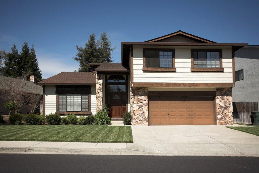 Top 70 Best Garage Door Ideas - Exterior Designs on Garage Door Ideas  id=62379