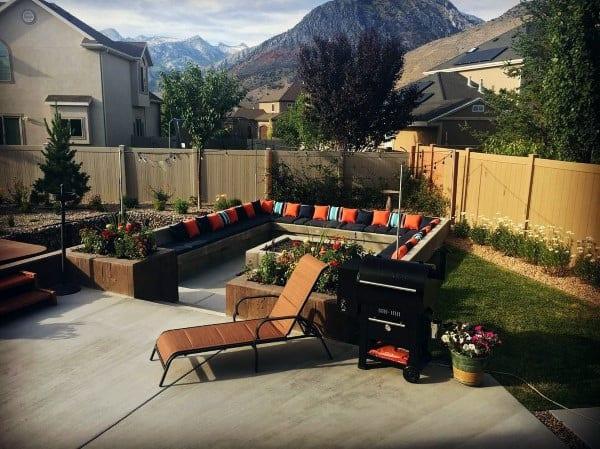 Top 60 Best Cool Backyard Ideas - Outdoor Retreat Designs on Cool Backyard Decorations id=70029