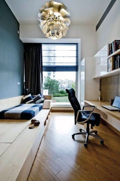 Top 70 Best Teen Boy Bedroom Ideas - Cool Designs For ... on Bedroom Ideas For Teenage Guys With Small Rooms  id=90194