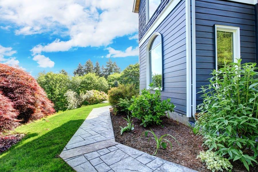 Top 70 Best Walkway Ideas - Unique Outdoor Pathway Designs on Backyard Walkway Ideas  id=59086