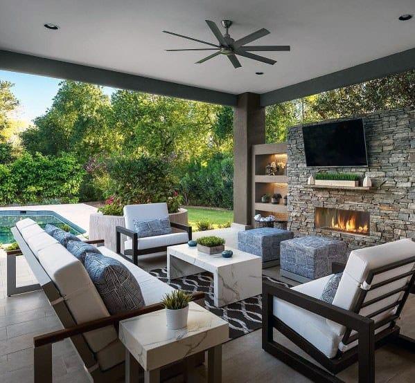 modern patio design ideas Top 70 Best Modern Patio Ideas - Contemporary Outdoor Designs
