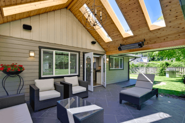 Top 60 Patio Roof Ideas - Covered Shelter Designs on Roof For Patio Ideas id=31089