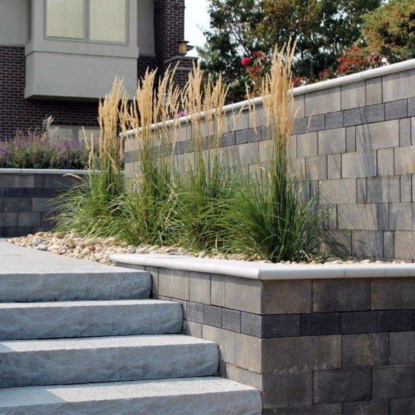 Top 60 Best Retaining Wall Ideas - Landscaping Designs on Wall Ideas For Yard id=80186