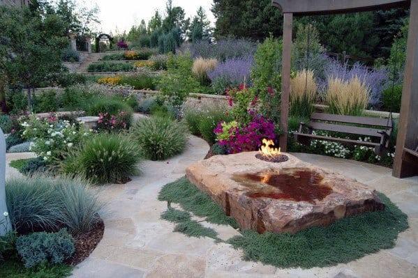 Top 50 Best Slope Landscaping Ideas - Hill Softscape Designs on Backyard Hill Landscaping Ideas  id=45125