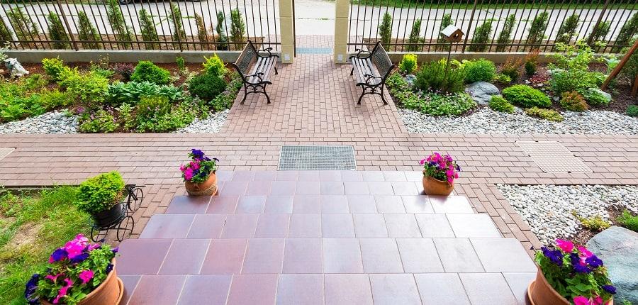 Top 70 Best Walkway Ideas - Unique Outdoor Pathway Designs on Backyard Walkway Ideas id=54500