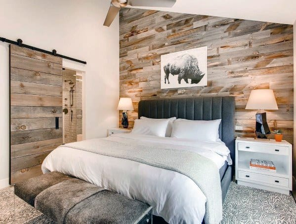 Top 70 Best Wood Wall Ideas