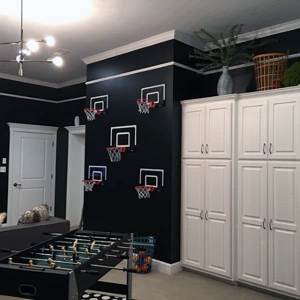 Whether you prefer barely there hues or are read. 60 Game Room Ideas For Men - Cool Home Entertainment Designs