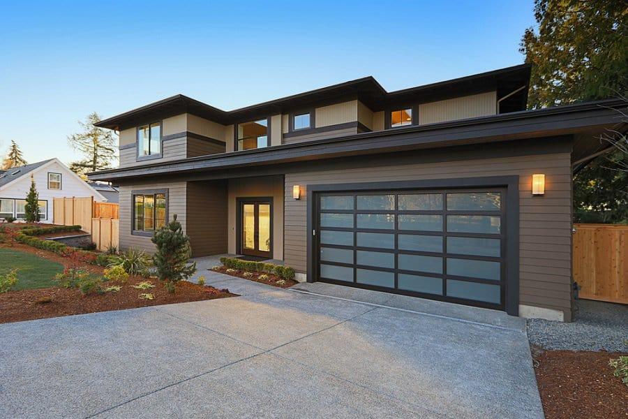 Top 70 Best Garage Door Ideas - Exterior Designs on Garage Door Ideas  id=53110