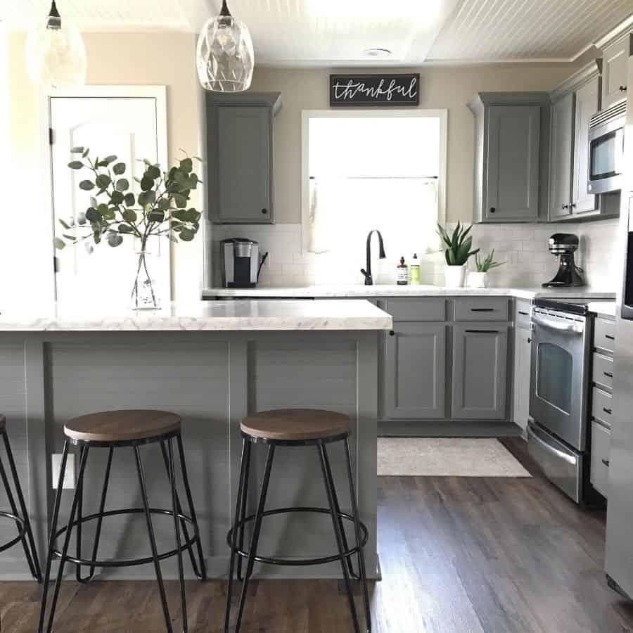 The Top 70+ Best Modern Farmhouse Kitchen - Interior Home ... on Luxury Farmhouse Kitchen  id=33119