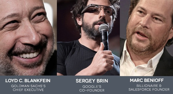 CEOs Who Have Grown A Beard