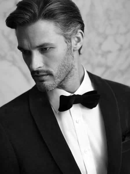 Short Hairstyles For Men With Straight Hair