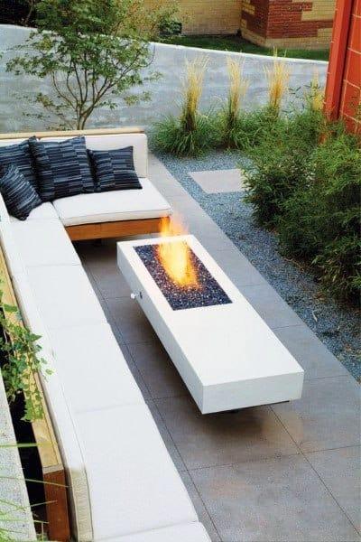 60 Concrete Patio Ideas - Unique Backyard Retreats on Concrete Slab Backyard Ideas id=38083