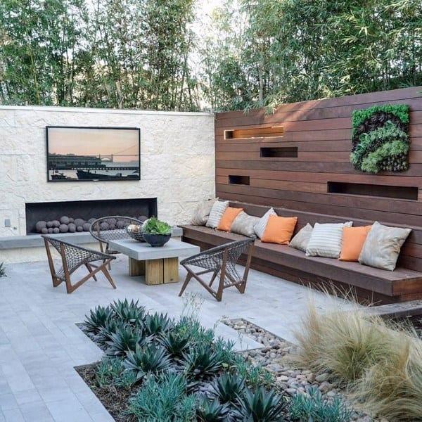 Top 60 Best Cool Backyard Ideas - Outdoor Retreat Designs on Cool Backyard Decorations id=79875