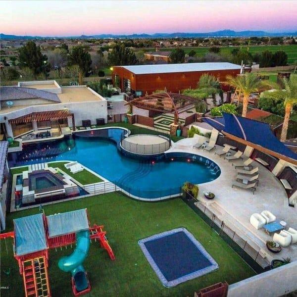Top 60 Best Cool Backyard Ideas - Outdoor Retreat Designs on Cool Backyard Decorations id=58581