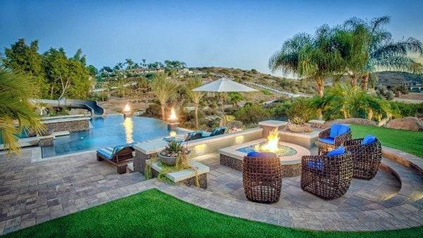Top 60 Best Cool Backyard Ideas - Outdoor Retreat Designs on Cool Backyard Patio Ideas id=73050