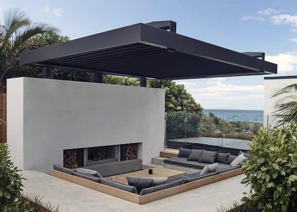 Top 60 Best Cool Backyard Ideas - Outdoor Retreat Designs on Cool Backyard Decorations id=41840