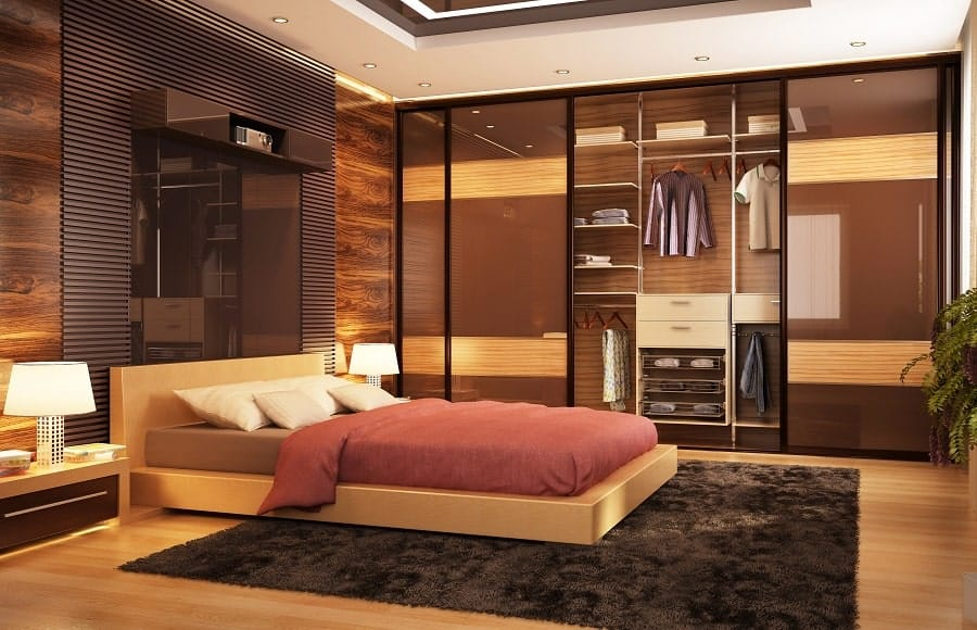 80 Bachelor Pad Men's Bedroom Ideas - Manly Interior Design on Bedroom Ideas For Men Small Room  id=96827