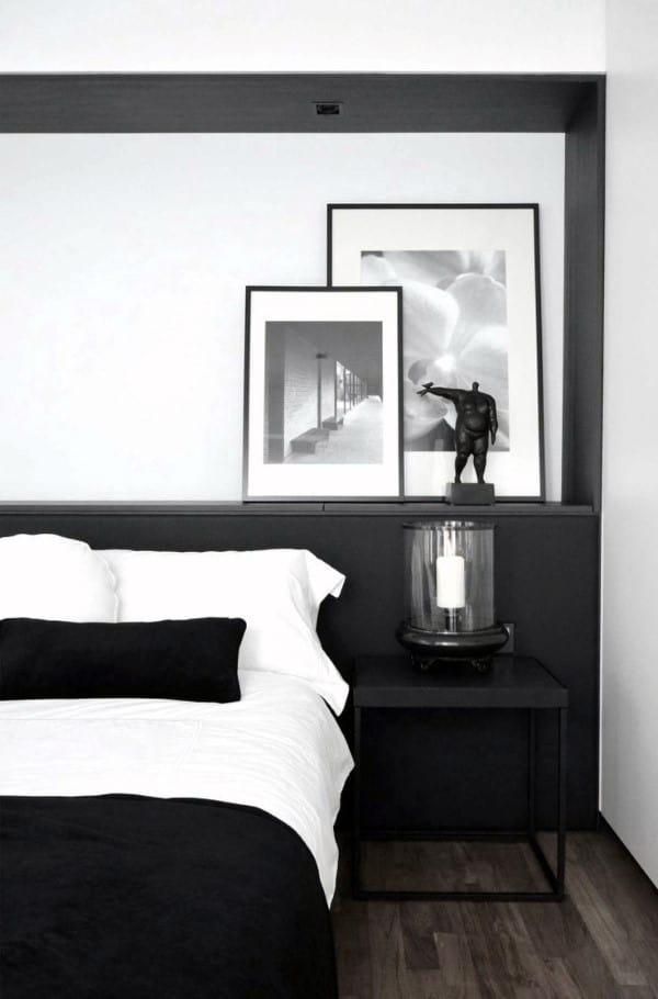 60 Men's Bedroom Ideas - Masculine Interior Design Inspiration on Bedroom Ideas For Guys  id=58250