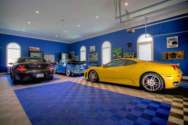 50 Garage Paint Ideas For Men - Masculine Wall Colors And ... on Garage Color Ideas  id=15289