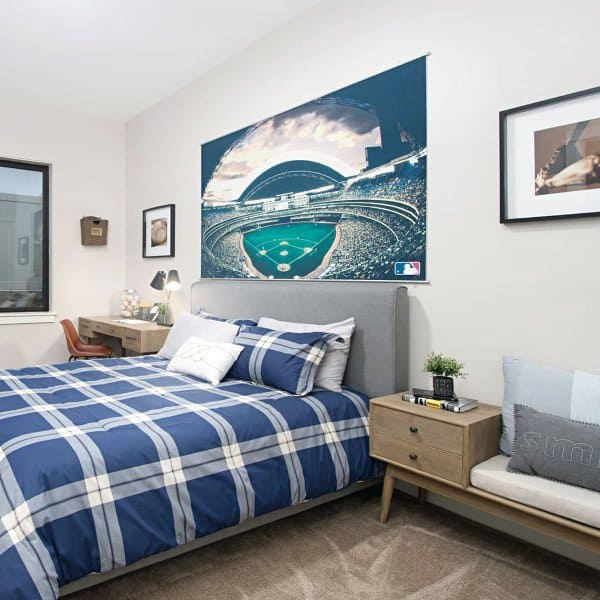 Top 70 Best Teen Boy Bedroom Ideas - Cool Designs For ... on Teenage Bedroom Ideas Boy  id=46333
