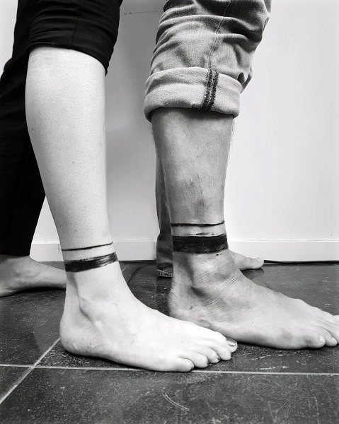Top 100 Best Matching Couple Tattoos Connected Design Ideas